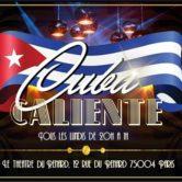 Lundi ~ Cuba Caliente ✨ Cours salsa cubaine Soirée Salsa Cubaine Paris