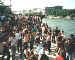 Quais de Seine Paris (Soirée Salsa & Soirée Kizomba)