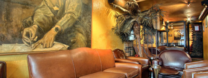 Cubana Café Paris (Restaurant ~ Bar latino)