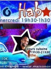 Mercredi Ritmo Habana   ✨ Soiree Salsa Cubaine & Cours